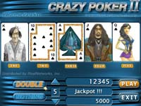 Crazy Poker 2 : Return to Paradise